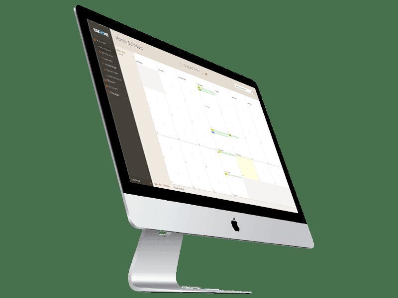 Yarooms booking software package