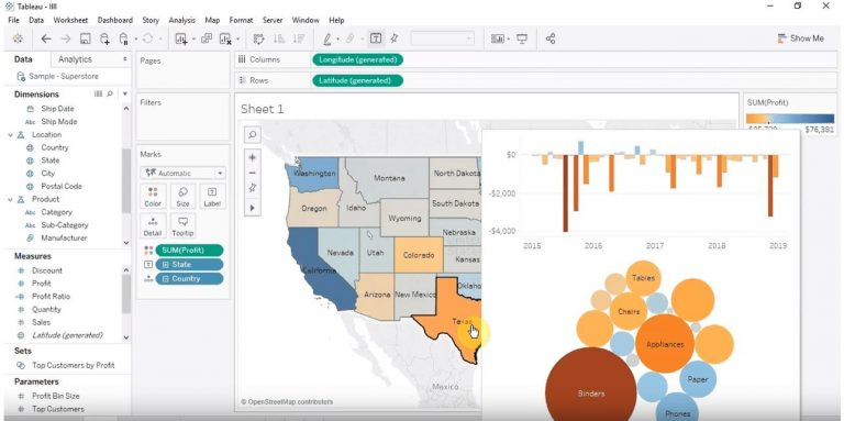 Viz in Tooltip Tableau Software