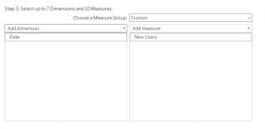 Google Analytics data in Tableau Extract versus Google Analytics