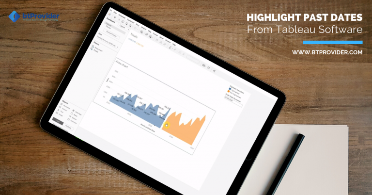 Highlight Past Dates Tableau Software