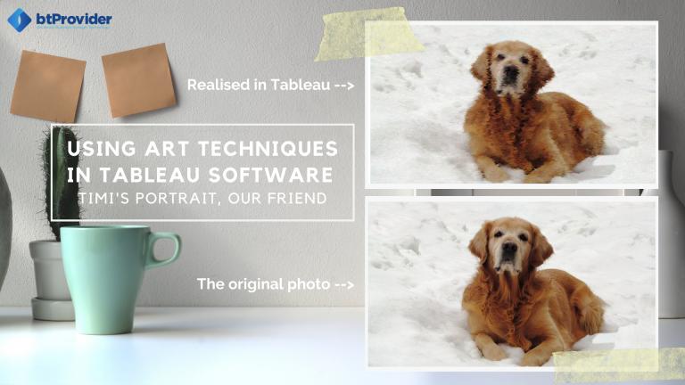 Tableau Software Art Techniques