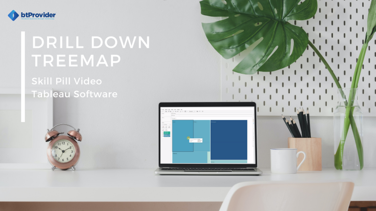 Drill Down Treemap Tableau Software