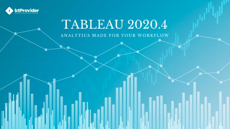 Tableau 2020.4 btProvider