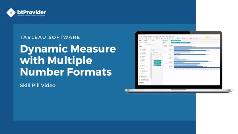 dynamic measures tableau software btprovider