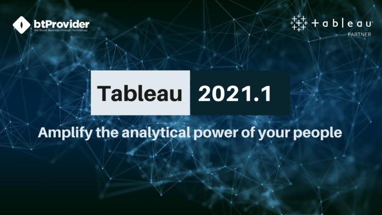 Tableau 2021.1